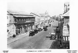 Ellphinstone St, Karachi (Credit: defence.pk)