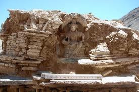 Mes Aynek site in Afghanistan (Credit: penn.museum)