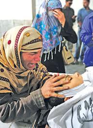 Polio staff killings mourned (Credit: news.kuwaitimes.net)