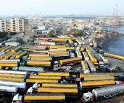 Oil Terminal at Zulfikarabad (Credit: city21tv)